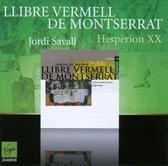 Hespèrion Xxi - Llibre Vermell de Montserrat (Klassieke Muziek CD)