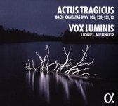 Bach J.S. - Actus Tragicus