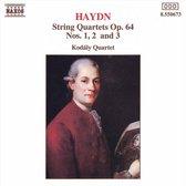 Haydn: String Quartets Vol 2 / Kodaly Quartet