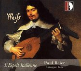 Weiss: L'Esprit Italienne (Suites, Preludes And Fa