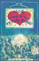 Boek cover Hoe overleef ik mijn eerste zoen van Francine Oomen