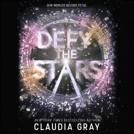 Boek cover Defy the Stars van Claudia Gray (Onbekend)