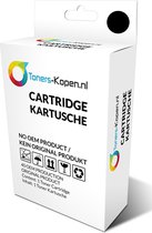 HP350XL CB336EE  alternatief - compatible inkt cartridge voor Hp 350Xl zwart wit Label