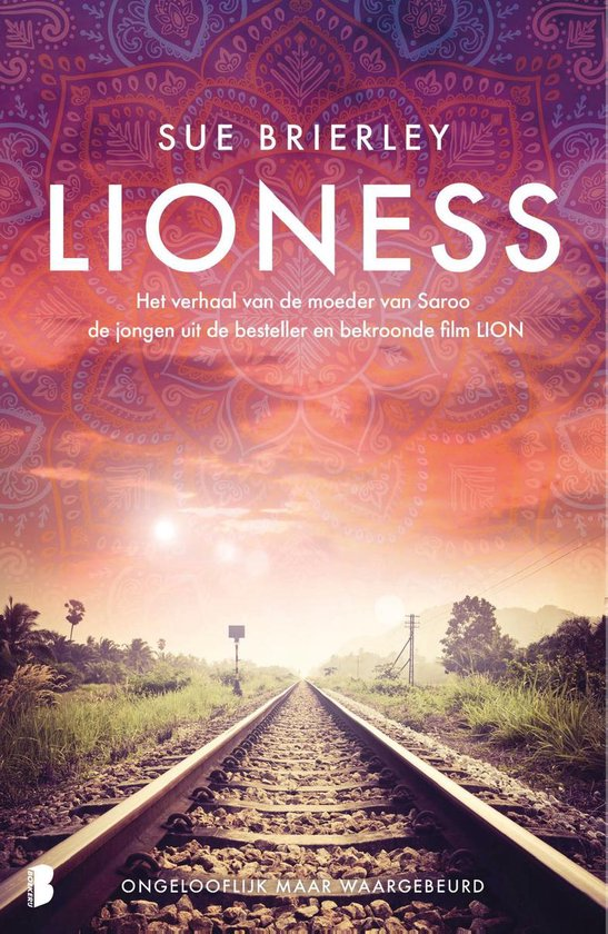 Boek cover Lioness van Sue Brierley (Paperback)