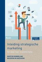 Inleiding strategische marketing