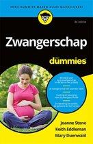 Boek cover Voor Dummies  -   Zwangerschap voor dummies van Onbekend