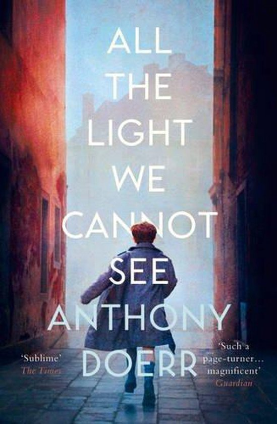 Boek cover All the Light We Cannot See van Anthony Doerr (Paperback)
