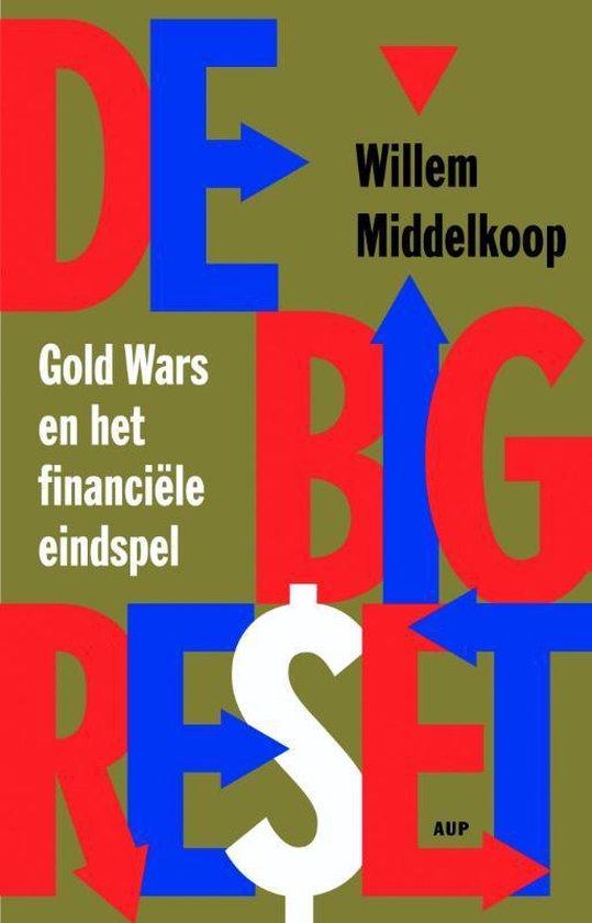 Boek cover De big reset van Willem Middelkoop (Paperback)