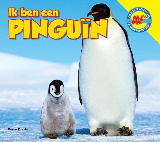 Ik ben een ...  -   Pinguïn