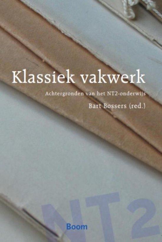 Boek cover Klassiek vakwerk van Onbekend