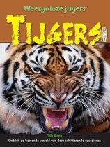 Weergaloze jagers tijgers