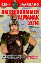 Boek cover Amsterdammer almanak 2014 van Mohamed El-Fers