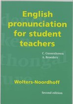 English pronunciation for student teachers