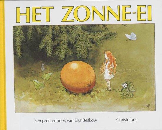 Omslag van Elsa Beskow klassiekers  -   Het zonne-ei
