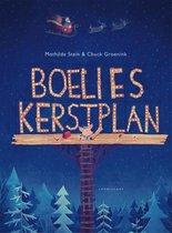 Prentenboek Boelies kerstplan