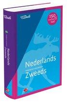Boek cover Van Dale middelgroot woordenboek  -   Van Dale middelgroot woordenboek Nederlands-Zweeds van nvt