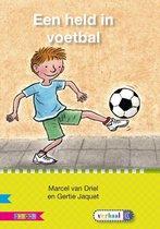 Veilig leren lezen  -  Een held in voetbal AVI M3