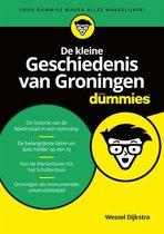 Voor Dummies  -   De kleine Geschiedenis van Groningen voor Dummies