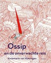 Boek cover Ossip en de onverwachte reis van Annemarie van Haeringen