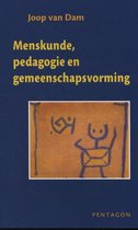 Omslag Menskunde, pedagogie en gemeenschapsvorming