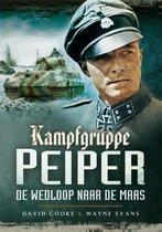 Boek cover Kampfgruppe Peiper van David Cooke (Paperback)