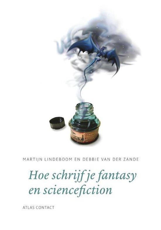 De schrijfbibliotheek  -   Hoe schrijf je fantasy en sciencefiction?