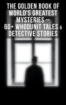 Omslag The Golden Book of World's Greatest Mysteries – 60+ Whodunit Tales & Detective Stories