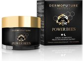 Dermofuture Power Bees Protective Anti-wrinkle Cream; Protects Against External Factors Such As Air Pollution, Sun, Low And High Temperatures.