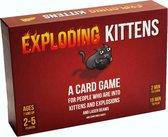 Afbeelding van Exploding Kittens Original Edition - Engelstalig Kaartspel speelgoed