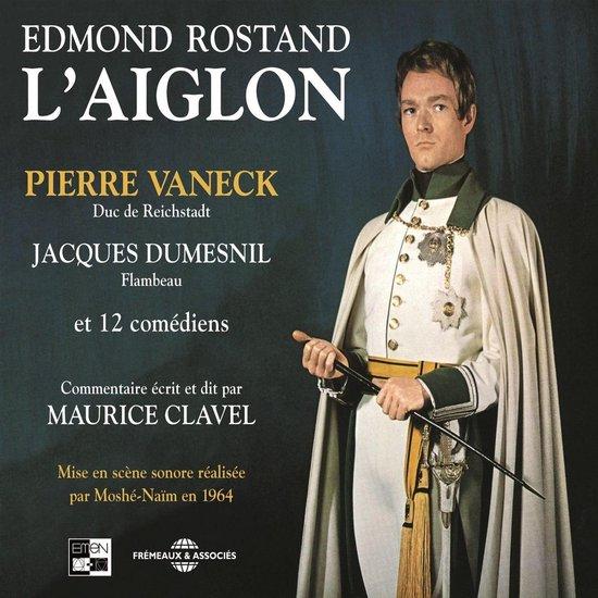 Boek cover LAiglon van Edmond Rostand (Onbekend)