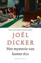 Boek cover Het mysterie van kamer 622 van Joel Dicker (Onbekend)