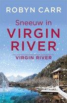 Boek cover Virgin River 14 – Sneeuw in Virgin River van Robyn Carr (Onbekend)