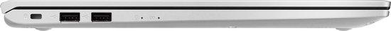ASUS VivoBook 17 X712FA-AU835T-BE Notebook Zilver 43,9 cm (17.3