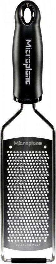 Microplane 45004 Gourmet Series Rasp - Fijne Rasp - RVS