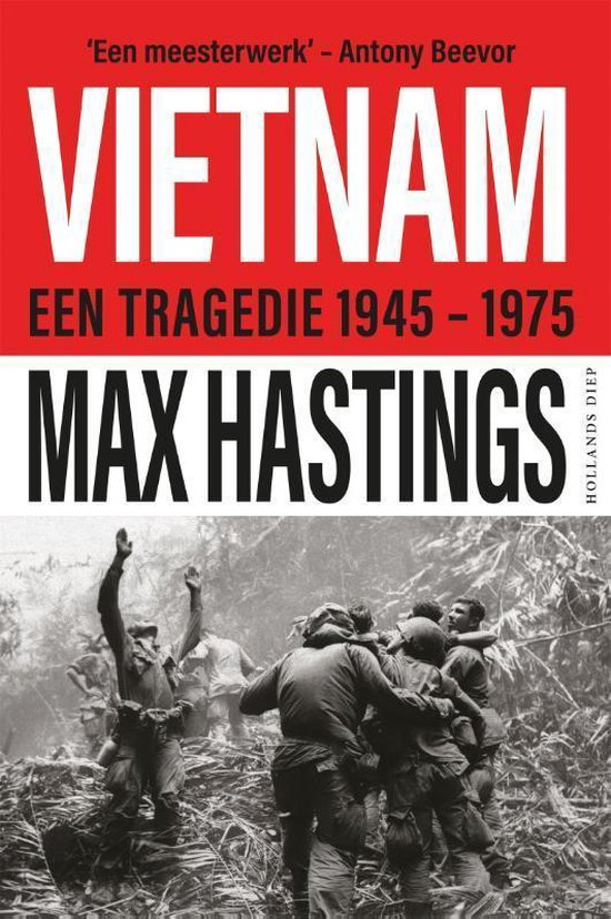 Boek cover Vietnam van Max Hastings (Paperback)