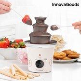 InnovaGoods Sweet & Pop Times - Chocoladefontein - Wit