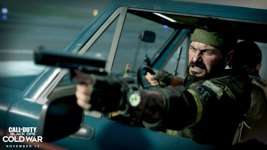 Call of Duty: Black Ops Cold War - PS5