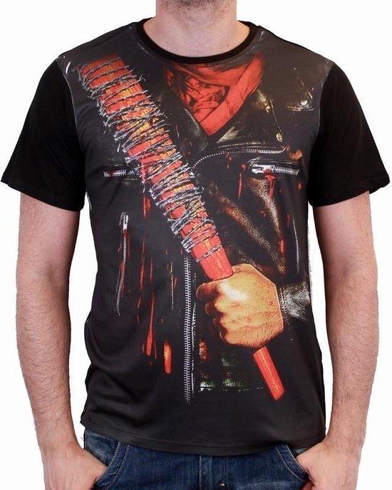 THE WALKING DEAD - T-Shirt Megan Costume (XXL)