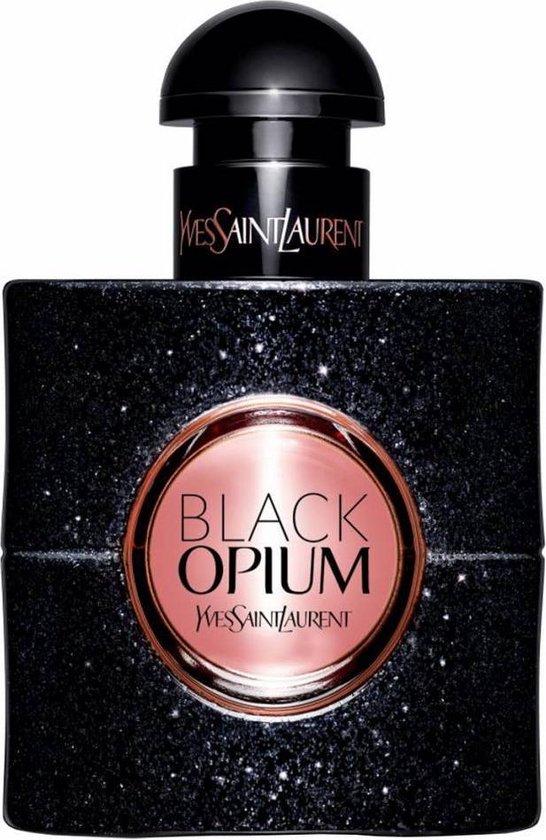 Yves Saint Laurent Black Opium 50 ml – Eau de Parfum – Damesparfum