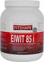 Fitshape Eiwit 85% Banaan - 750 gram - Eiwitshake