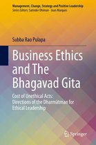 Business Ethics and The Bhagavad Gita