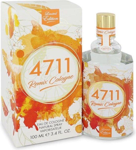 4711 Remix Cologne Orange Spray 100 ml