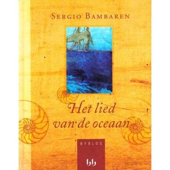 Boek cover Het lied van de oceaan van Sergio Bambaren (Onbekend)