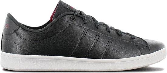 adidas Advantage CL QT - Dames Sneakers Sport Schoenen Zwart BB7317 - Maat EU 37 1/3 UK 4.5