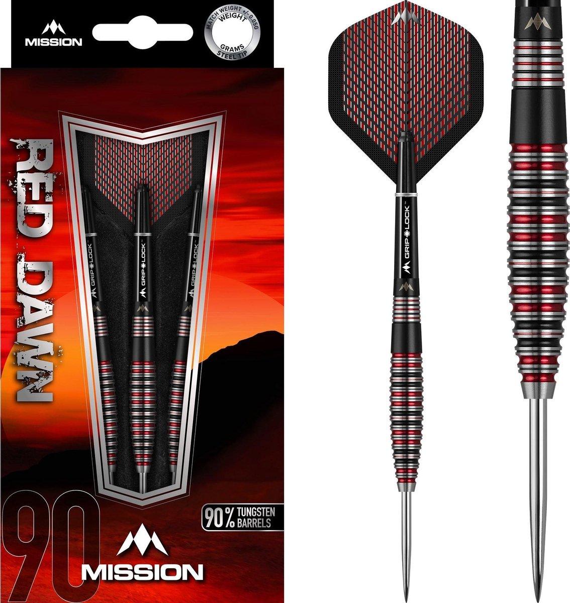 Mission Red Dawn M3 90% - 25 Gram