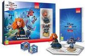 Disney Infinity Starter Pack, 2 figuren + Reader Tray + PS3 Game