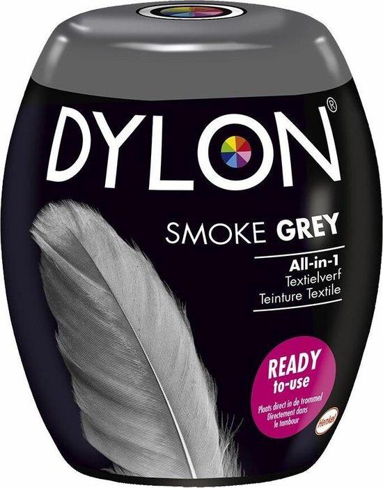 DYLON Wasmachine Textielverf Pods - Smoke Grijs - 350g