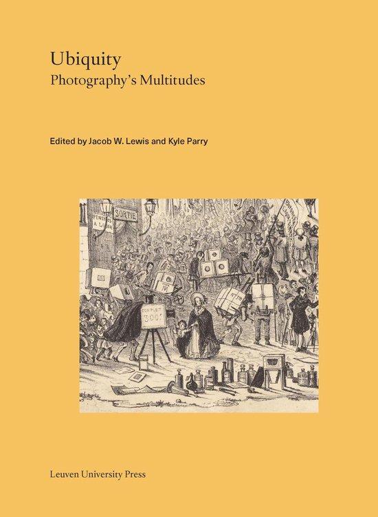Boek cover Ubiquity van  (Paperback)