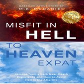 Omslag Misfit in Hell to Heaven Expat