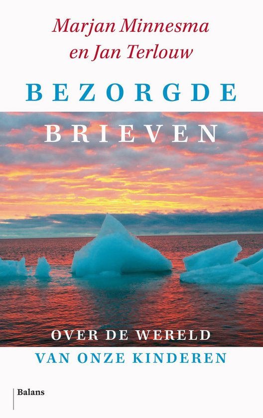 Boek cover Bezorgde brieven van Marjan Minnesma (Onbekend)